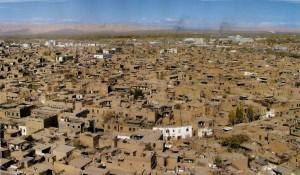 Oaza Kashgar
